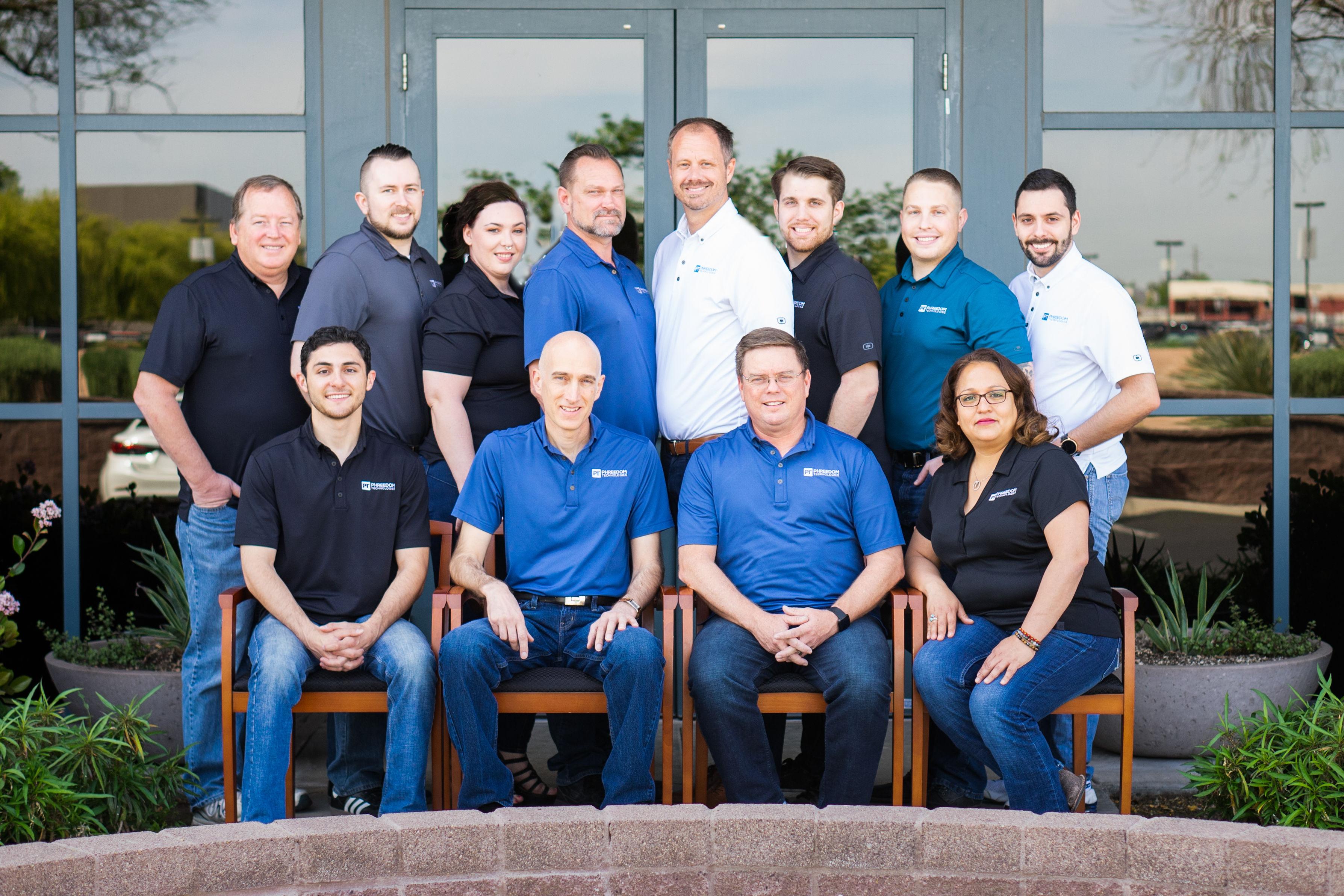 Phreedom Technologies Team
